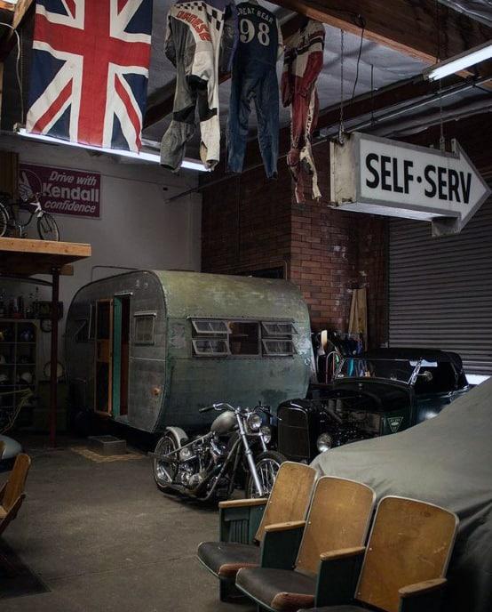 Man Cave Garages