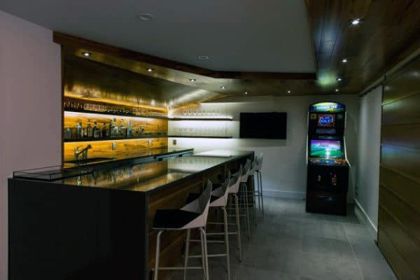 Man Cave Home Bars