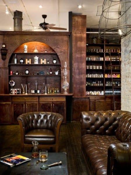 Man Cave Lounge