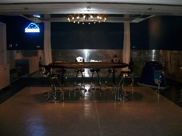 Man Cave Poker Room Garage Lights Chandiler Design