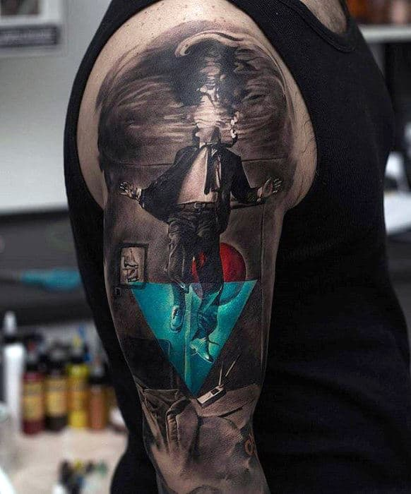 60 Hyper Realistic Tattoos For Men Ultra Likelike Design Ideas