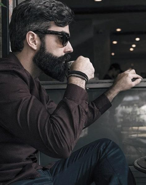 Man Nice Beard Styles