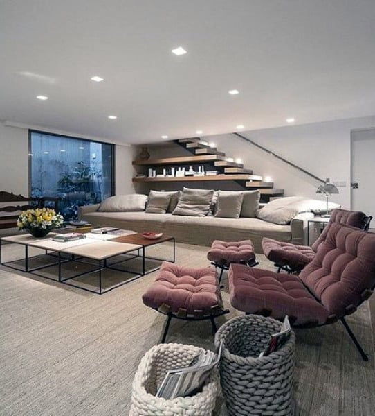 Man Pad Living Room Ideas