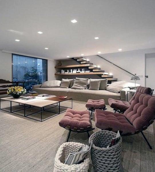 classy grey living room ideas
