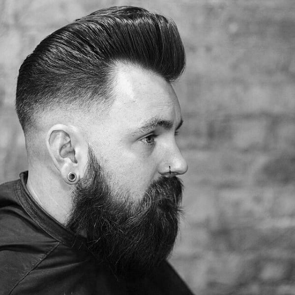 50 Masculine Tapered Hairstyles