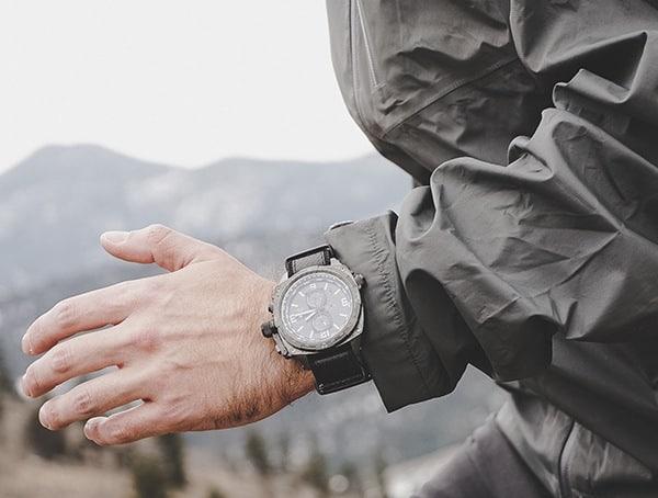 Manatee Grey Mens Beyond Clothing K6 Arx Rain Jacket Review