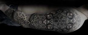 70 Mandala Tattoo Designs For Men – Symbolic Ink Ideas