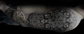70 Mandala Tattoo Designs For Men – Symbolic Ink Ideas