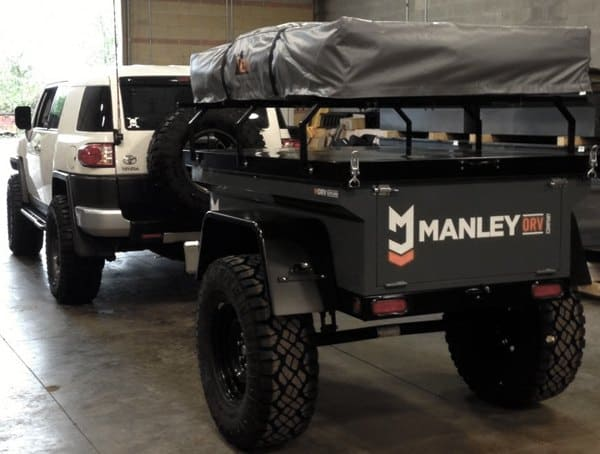 Manley Orv Explore Off Road Camper