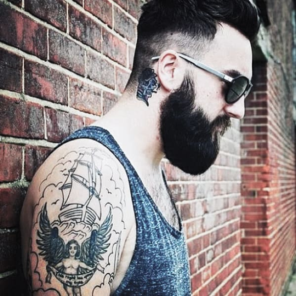 Manly Beard Style Inspiration For Men