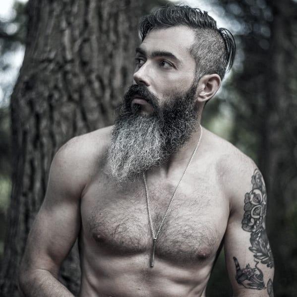 Manly Beard Styles Guys