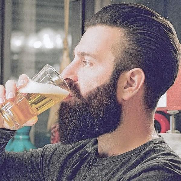 Manly Beard Styles Men