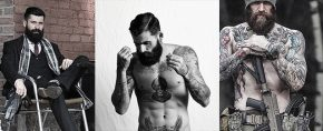 60 Manly Beards For Men – Striking Facial Hair Styles