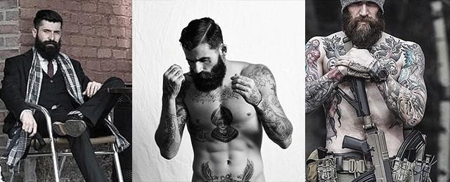 Manly Beards For Men