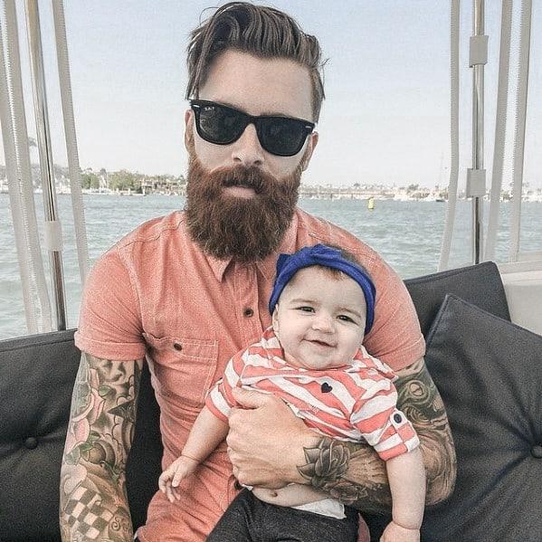Manly Beards Ideas For Gentlemen