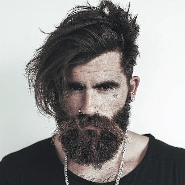 Manly Cool Beard Styles For Men