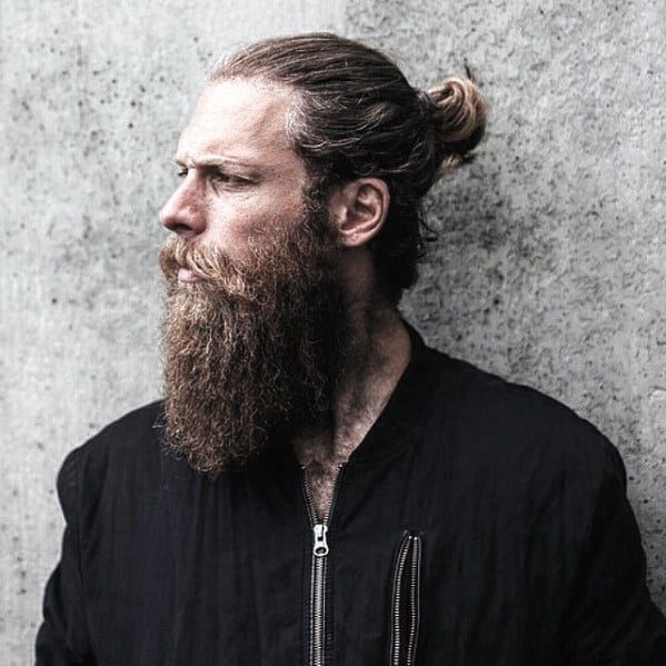 Manly Cool Beards For Men
