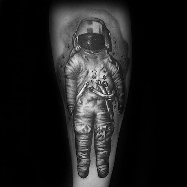 Manly Deja Entendu Tattoo Design Ideas For Men