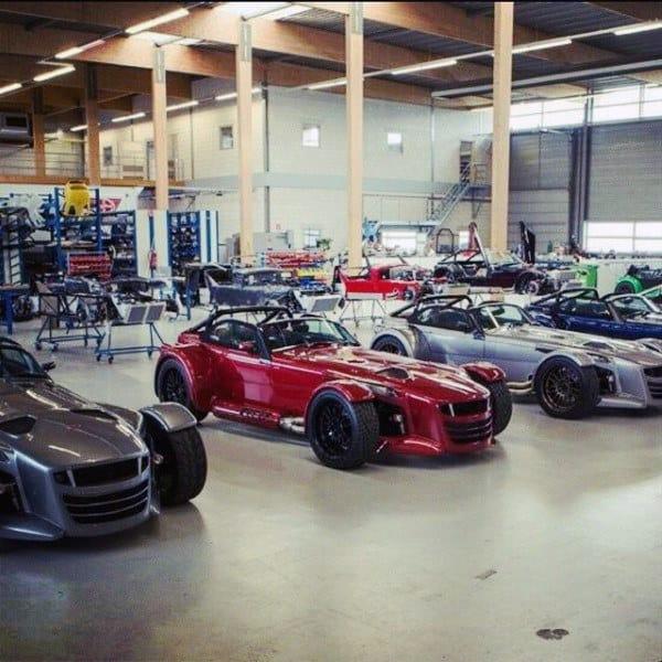 Manly Dream Garage Ideas