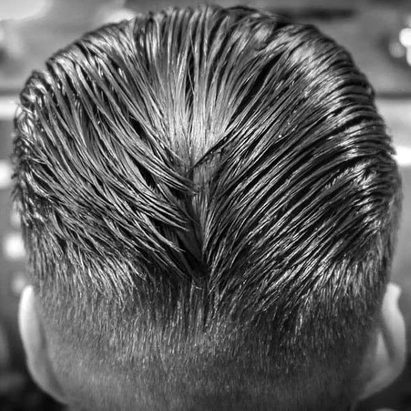 Manly Ducktail Haircut Inspiration For Men