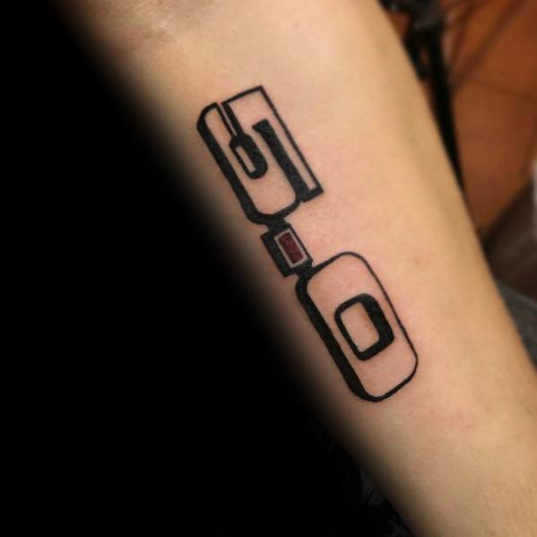 Manly Ford Tattoos For Males