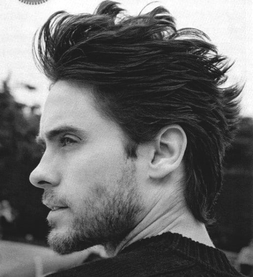 Longer Hairstyles For Men