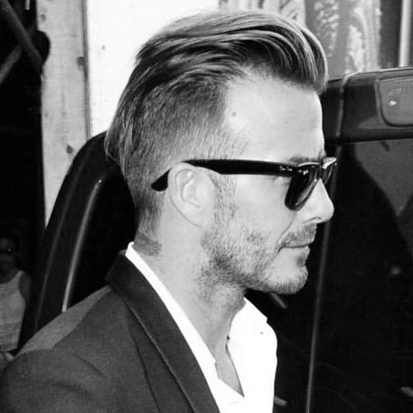 Manly Male Haircuts Low Fade