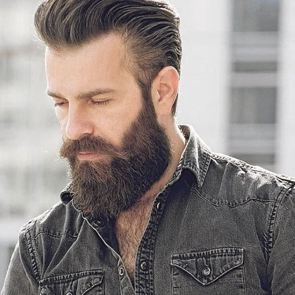 Manly Mens Awesome Beard Style Ideas