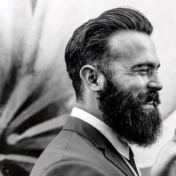 Manly Mens Classy Beard Style Ideas