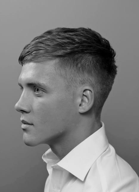 Awe Inspiring Hairstyles For Straight Fine Hair Guys Short Hair Fashions Hairstyles For Men Maxibearus