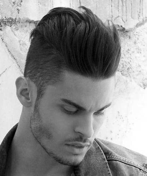 Manly Mens Medium Haircuts For Thick Wavy Hair