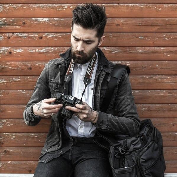 Manly Mens Nice Beard Style Ideas