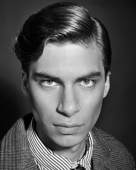 60 Old School Haircuts For Men - Polished Styles Of The Past