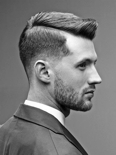 Manly Short Male Beard Style Ideas