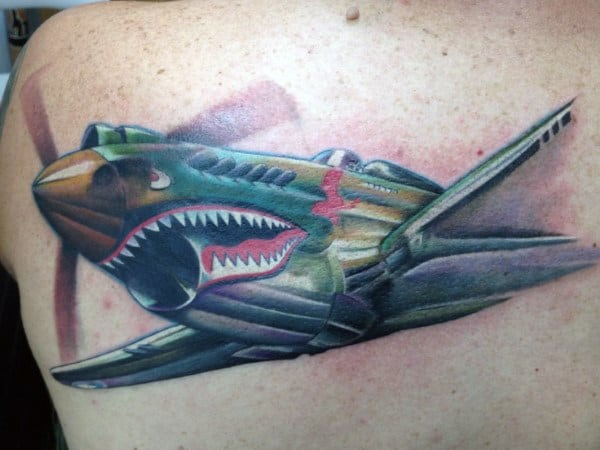 Top 63 Air Force Tattoo Ideas 2020 Inspiration Guide