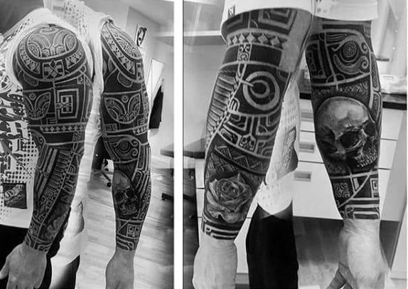 Top 93 Maori Tattoo Ideas [2020 Inspiration Guide]