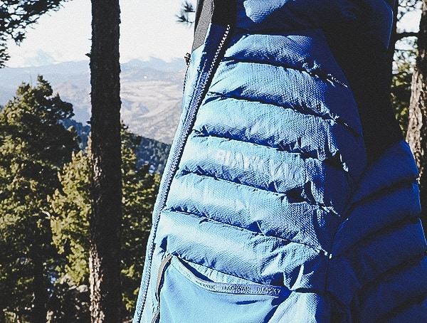 Mapped Insulation Blackyak Bakosi Down Mens Jacket Review