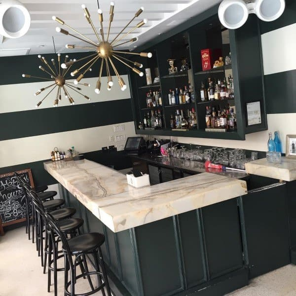 Delicieux Marble Bar Top Ideas