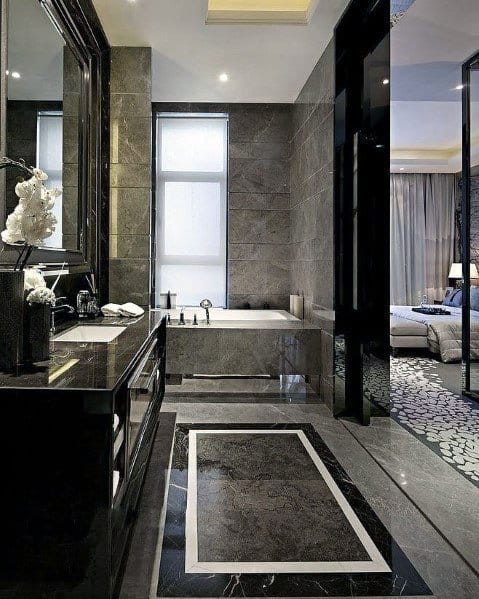 Marble Bathroom Cool Interior Ideas