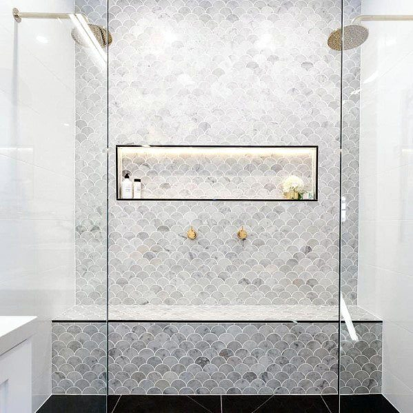 Marble Bathroom Design Idea Inspiration