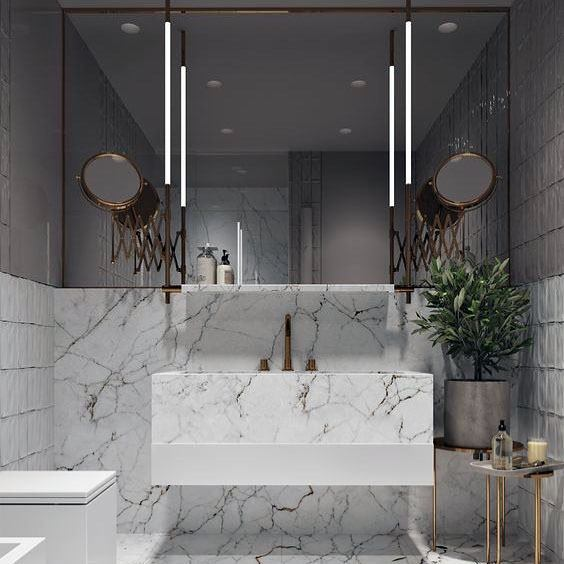 Marble Bathroom Home Ideas
