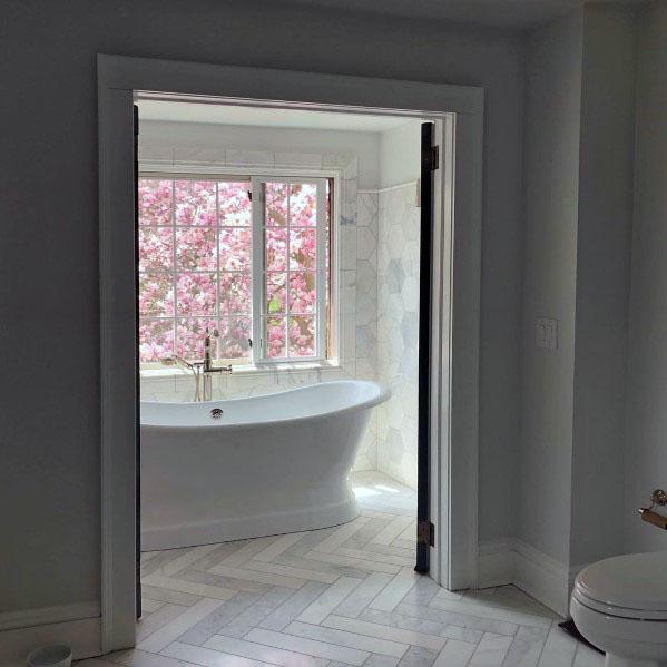 Marble Bathroom Ideas Flooring