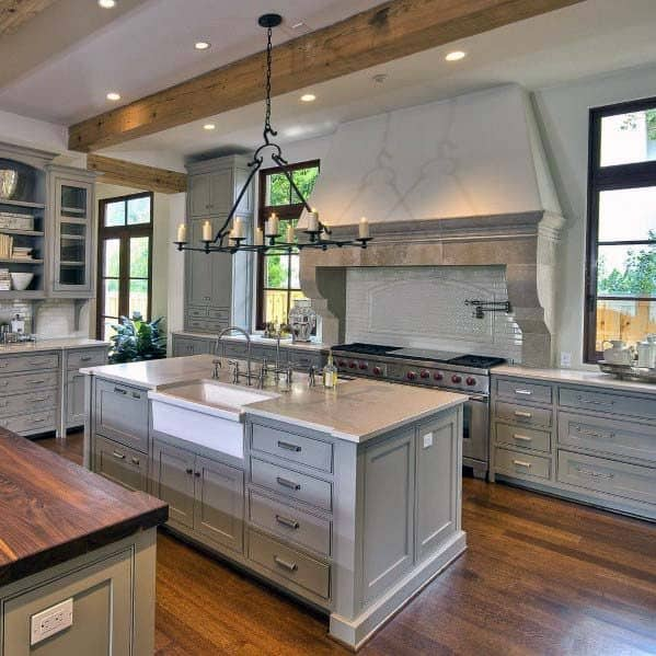 Marble Home Ideas Kitchen Hood