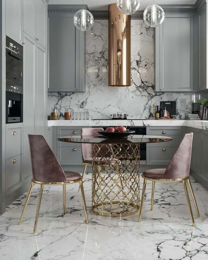 marble kitchen tile ideas floors2luv