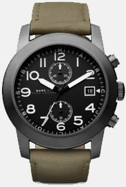 Marc Jacobs Two-Eye Chronograph Men's Watch