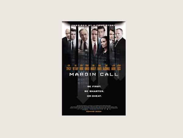 Margin Call Best Business Movies For Men