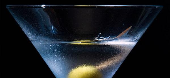 Martini Classy Men's Drinks