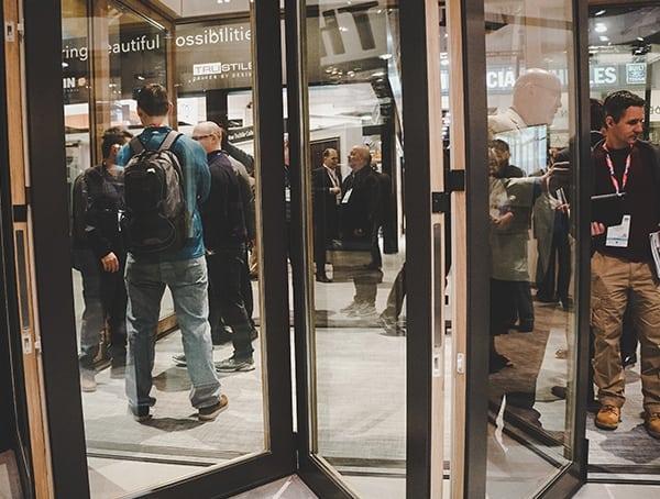 Marvin Folding Doors 2019 Nahb Show