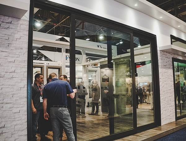 Marvin Sliding Glass Door 2019 Nahb Show