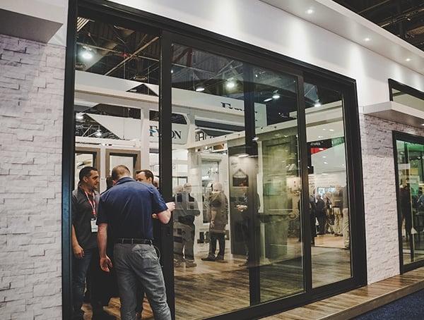 Marvin Sliding Glass Door 2019 Nahb Show